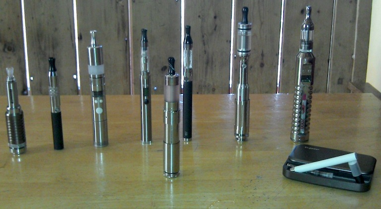 collection eCigs