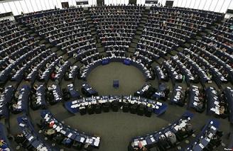 European Parliament chamber resize