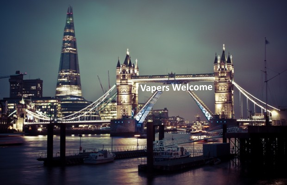 Vapers Welcome