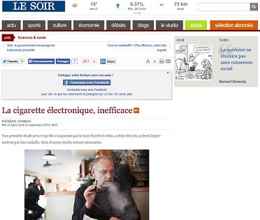 lesoir_cigarette electronique