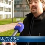 Brice Lepoutre, président de Aiduce