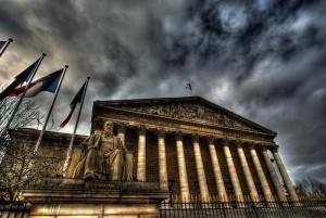 Palais Bourbon Aiduce écrit aux députés
