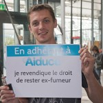 Aiduce : je revendique le droit de rester ex-fumeur