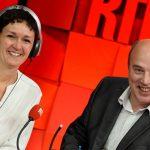 RTL midi Christelle Rebière et Vincent Parizot invitent Aiduce