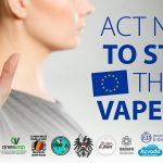 Pour une vape sans taxe tabac, faisons entendre raison à l'Union Européenne