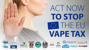 Pour une vape sans taxe tabac, faisons entendre raison à l'Union Européenne en signant la pétition