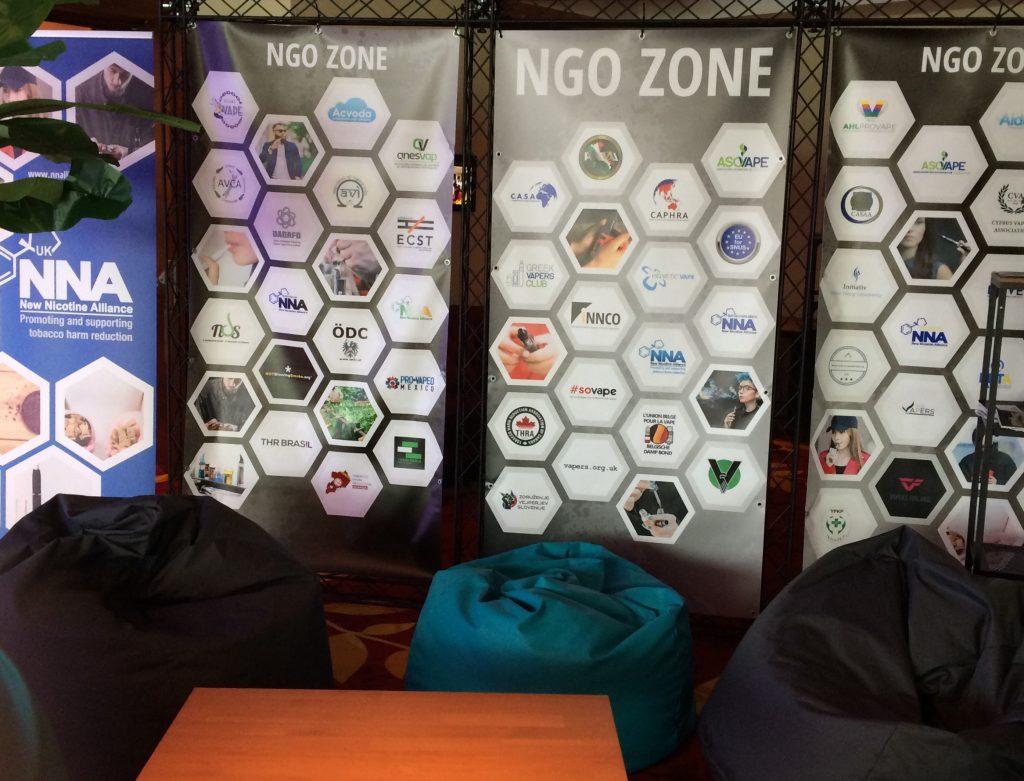 GFN19 l'accueil ONG