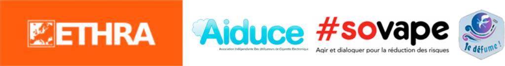 logos manifeste ETHRA France