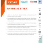 Manifest ETHRA 2020